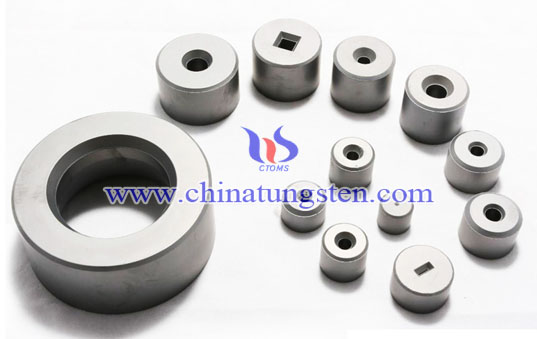 tungsten carbide bar drawing dies Picture